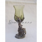Liqueur glass - dragon